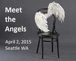 """Meet the Angels"" event April 2, 2015 in Seattle"