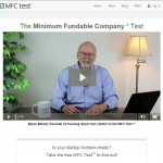 It's here! The Minimum Fundable Company® Test launches today.