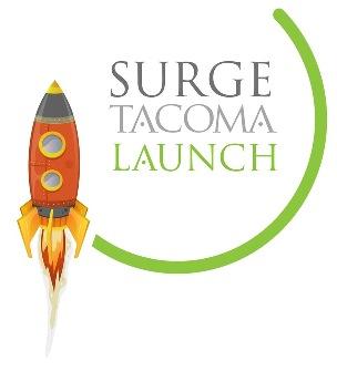 SRUGE Tacoma logo